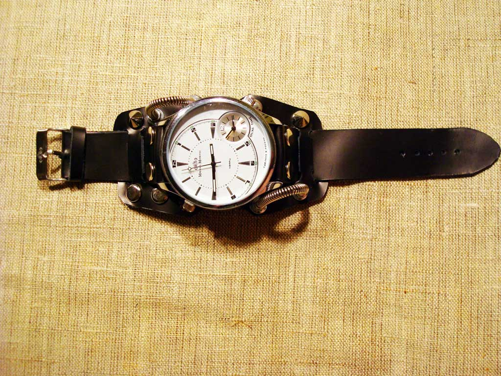 Часы в стиле Steampunk